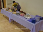 Civic Club and Woman's Club provided food
