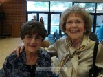 Two of Sierra Madre's best, long time friends of Mama Pete's - Phyllis Chapman and Jan Reed