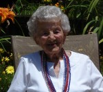 Sophie Hules turned 104 at the British Home in Sierra Madre on June 14, click to enlarge