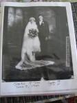 Sophie Koenig married Jim Hules in June of 1929