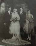 Sophie and Jim with his brother and her sister
