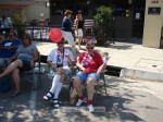Sierra Madre 4th of July Festivities Photo Gallery, Woman's Club Open House and Pre-Parade