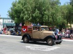 Model A Ford and old-time calliope - hear it in the video
