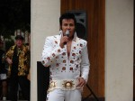Harry as Elvis Takes Sierra Madre by Storm