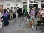 Sierra Madre Merchants/Artists Participate in Second SMArt Walk - Photo Gallery and Video