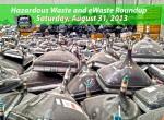 Household Hazardous Waste Roundup Today Until 2PM