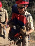 Sierra Madre Search And Rescue Team Rescue Log, December 2013