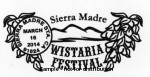 Special Wistaria Postmark Tradition to Continue At This Year's Festival