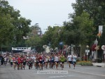 Start of 2014 Mt. Wilson Trail Race, News Net file photo, click to enlarge
