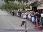Mt. Wilson Trail Race 2014, Finish Photos Runners 1 - 12