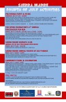 2014 4th of July Schedule of Activities
