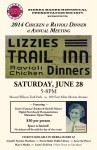 SM Historical Preservation Society To Present Lizzie's Famous Chicken & Ravioli Dinner June 28th