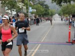 Joan Lucas, Lake Arrowhead, bib no. 190, 1:44:01; Alan Foley, Claremont, bib no. 113, 1:43:46