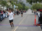 Dylan Gaither, Whittier, bib no. 120, 1:45:16; Andrew Binns, Sierra Madre, bib no. 42, 1:45: 08