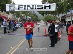 Michael Naylor, Long Beach, bib no. 218, 1:51:16; Armando Uranga, Sierra Madre, bib no. 318, 1:51:03