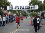 Michael Sanchez, La Verne, bib no. 270, 1:51:22; Martin Gaither, Whittier, bib no. 121, 1:51:28; Allison Evans, Sierra Madre, bib no . 104, 1:51:26