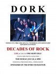 Spero Foundation to Sponsor DECADES OF ROCK Concert in the Park