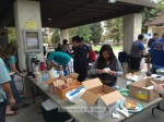 Arcadia Key Clubbers helped out