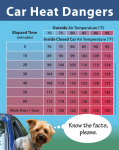 It's Hot Out - It's Even Hotter in Cars - Don't Leave Kids or Pets in Cars