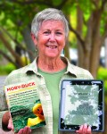 Local Environmentalist Caroline Brown Featured on READ Posters and Bookmarks