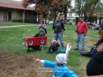 Pre-contest in the park