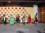 6 to 8 year old contestants