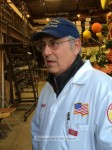 New SMRFA president Dave Colcher
