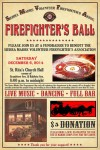 SMVFA Annual Firefighter's Ball Saturday, Dec. 6th