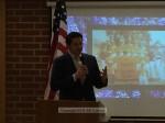 Mayor Harabedian speaks