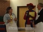 Henderson congratulates Rotarians on their Peoples' Choice award