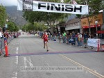3rd Place Woman, Heather Huggins, 1:20:55