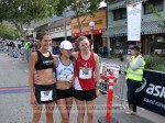 Top Three Male/Female Finishers in Mt. Wilson Trail Race - Photos and Video