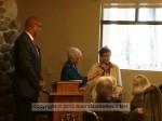 Assemblyman Chris Holden, Senior Commissioner Jacquie Pergola, Ms. Cooper
