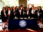 Alverno High School Inducts New Members Into National Honor Society