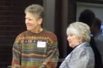 Bob Buckner and Judy Webb-Martin