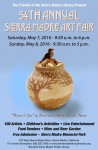 Friends of SM Library's 54th Annual Sierra Madre Art Fair This Weekend