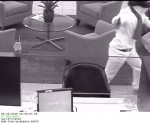 Robbery at Bank of the West