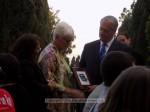 Outgoing Senior Community Commissioner Dorothy Jerneycic
