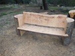 Benches to Memorialize Former SMEAC President Laurie Cooper at Bailey Canyon