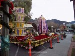 Rose Float at Kersting Court Until This Afternoon - Photo Gallery