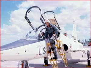 Lt. Col Dick Rutan